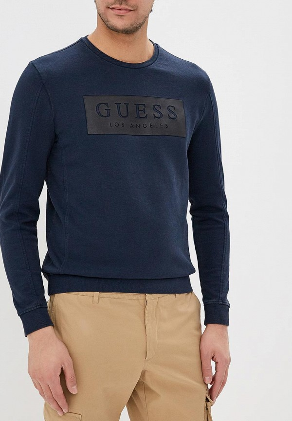 Свитшот Guess Jeans Guess Jeans GU644EMDKPP9 свитшот guess jeans guess jeans gu644ewztz79
