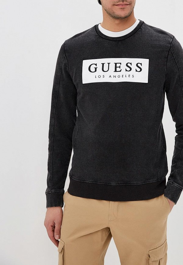 Свитшот Guess Jeans Guess Jeans GU644EMDKPQ0 свитшот guess jeans guess jeans gu644ewztz79