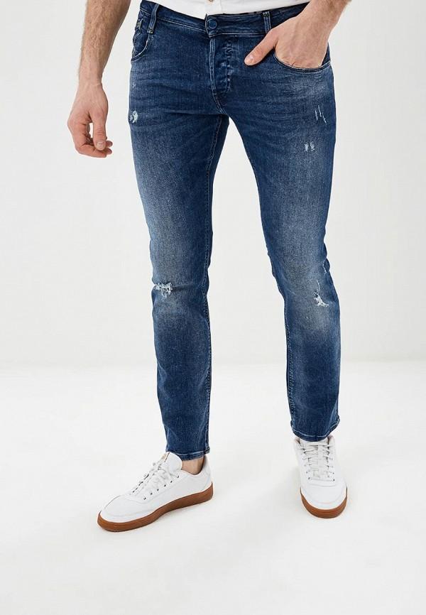 Купить Джинсы Guess Jeans, gu644emeamb8, синий, Весна-лето 2019