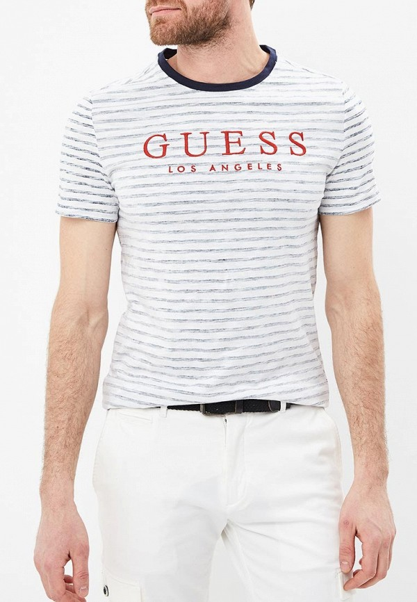 Футболка Guess Jeans Guess Jeans GU644EMEAMG2 футболка guess jeans guess jeans gu644emanxq2