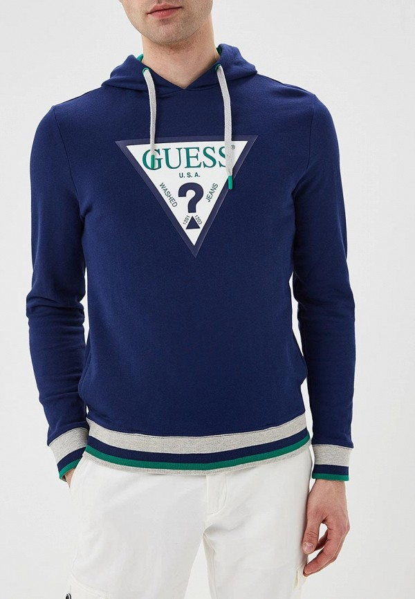 Худи Guess Jeans Guess Jeans GU644EMEAMJ6
