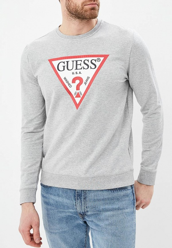 Свитшот Guess Jeans Guess Jeans GU644EMEAMK1 свитшот guess jeans guess jeans gu644ewztz79
