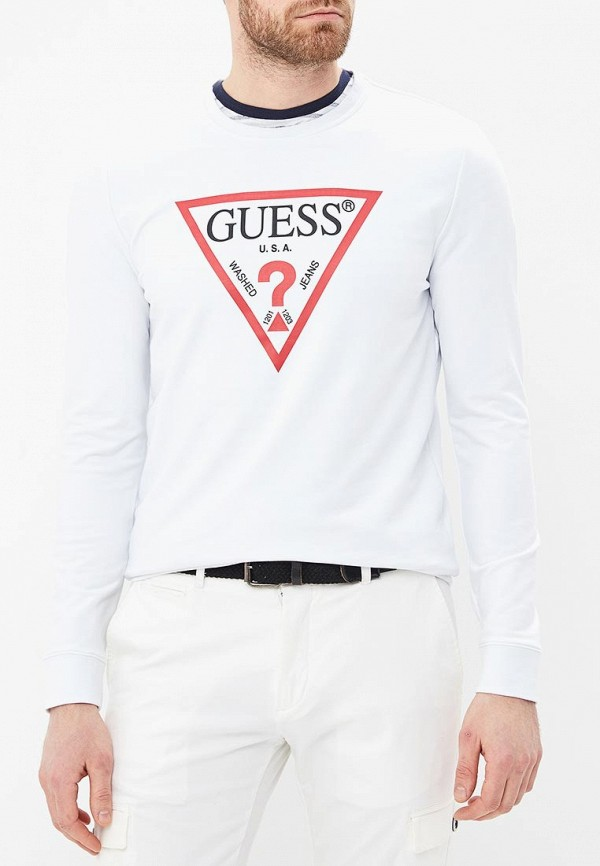 Свитшот Guess Jeans Guess Jeans GU644EMEAMK3 свитшот guess jeans guess jeans gu644ewztz79