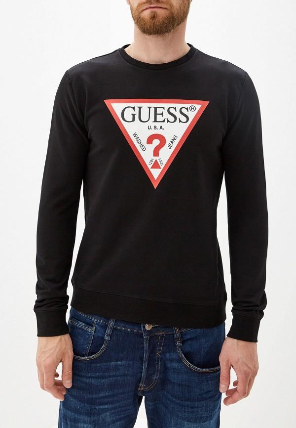 Свитшот Guess Jeans Guess Jeans GU644EMFNLI5 цены онлайн