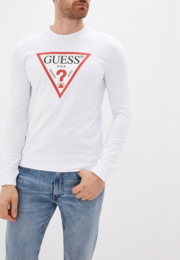 Свитшот Guess Jeans Guess Jeans GU644EMFNLI8 цены онлайн
