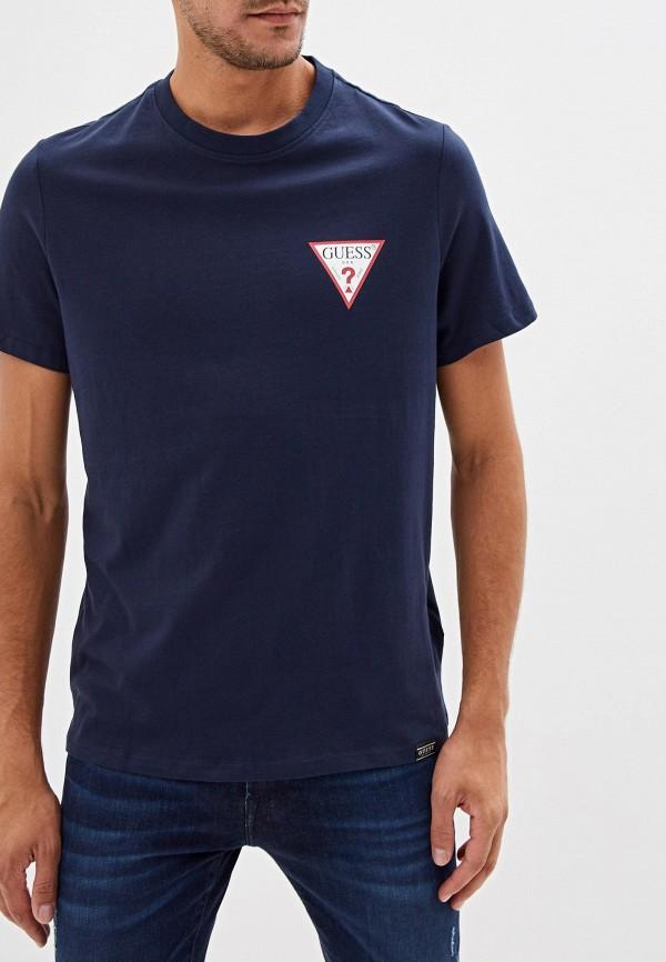 Футболка Guess Jeans Guess Jeans GU644EMFNLM5 футболка guess jeans guess jeans gu644embubb2