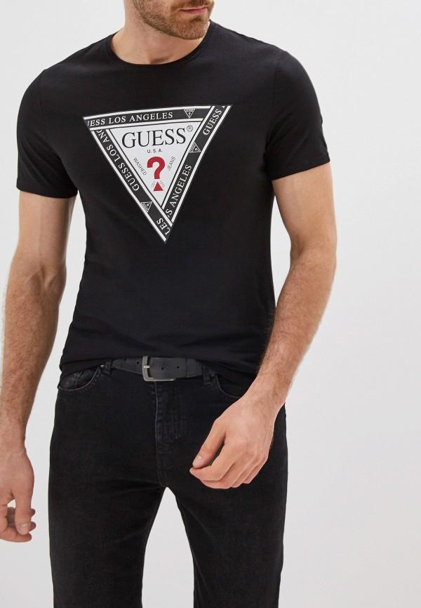 Футболка Guess Jeans Guess Jeans GU644EMFNLN0 футболка guess jeans guess jeans gu644embubb2