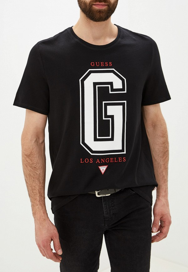 Футболка Guess Jeans Guess Jeans GU644EMGHAV9 футболка guess jeans guess jeans gu644embubb2