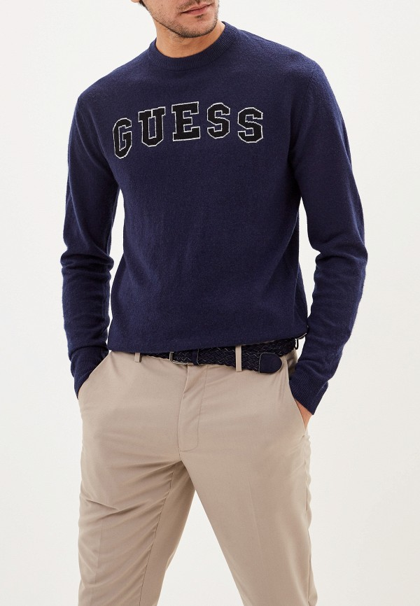 Джемпер Guess Jeans Guess Jeans GU644EMGHAW8 цена