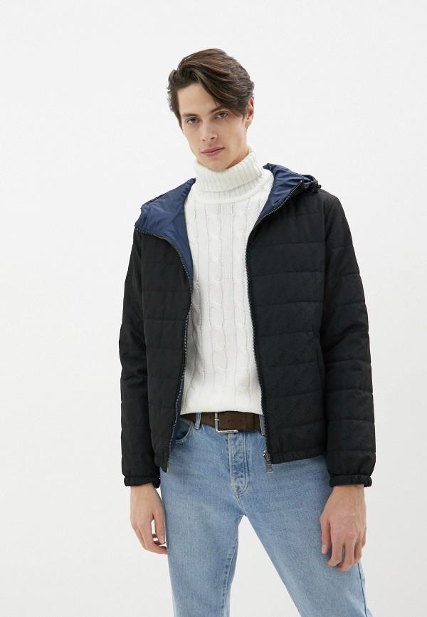 мужская утепленные куртка guess, разноцветная
