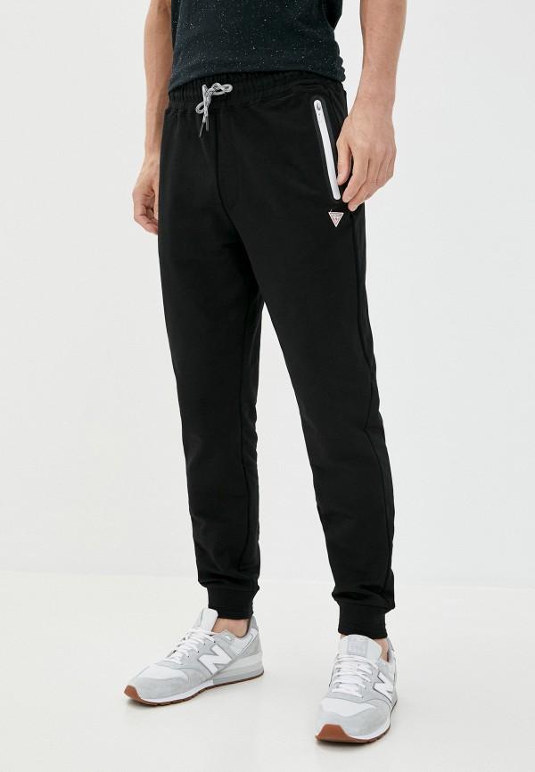 мужские спортивные брюки guess, черные