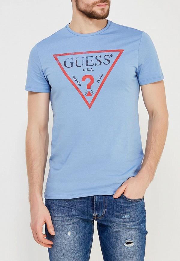 Футболка Guess Jeans Guess Jeans GU644EMZTW05 футболка guess w73i77 k5ho0 a996