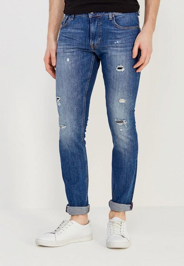 Купить Джинсы Guess Jeans, gu644emztw15, синий, Весна-лето 2018