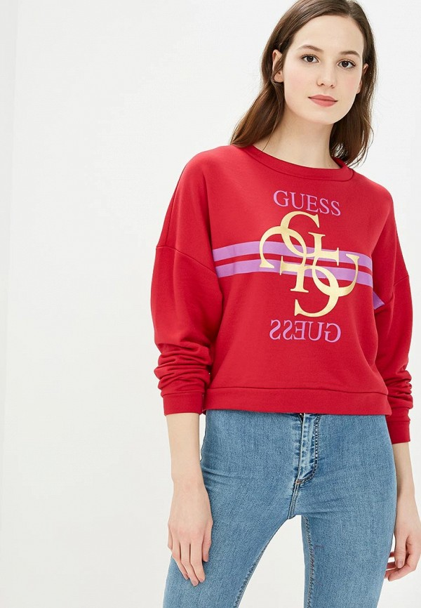 Свитшот Guess Jeans Guess Jeans GU644EWBTYL7 свитшот guess m82q06 k6xg0 g720