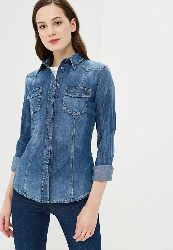 Рубашка джинсовая Guess Jeans Guess Jeans GU644EWBTYM3