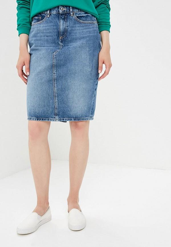 Юбка джинсовая Guess Jeans Guess Jeans GU644EWBTYO6 цена