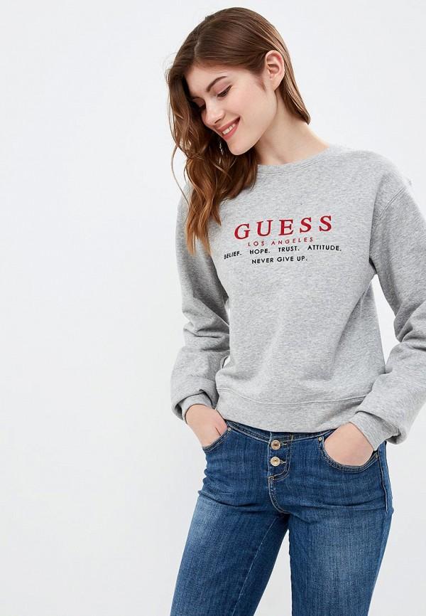 Свитшот Guess Jeans Guess Jeans GU644EWCFOF7