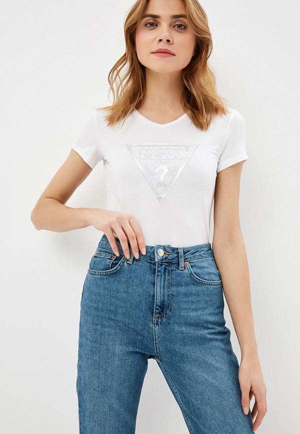 Футболка Guess Jeans Guess Jeans GU644EWDKOI5 леггинсы guess jeans guess jeans gu644ewdkoy3
