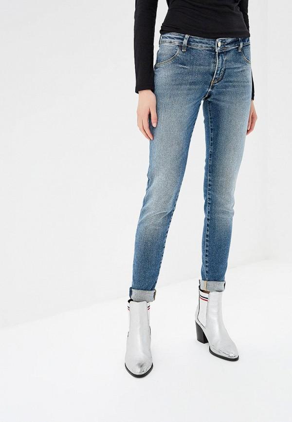 Купить Джинсы Guess Jeans, gu644ewdkom8, синий, Весна-лето 2019