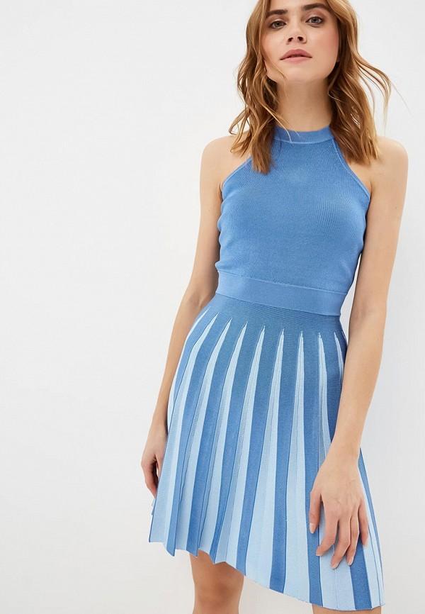 купить Платье Guess Jeans Guess Jeans GU644EWDKOP1 недорого