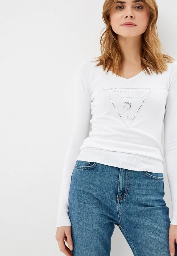 Пуловер Guess Jeans Guess Jeans GU644EWDKOP9 блуза guess jeans guess jeans gu644ewztz68