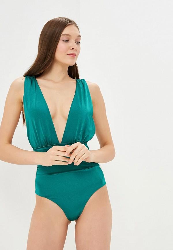 Купить Купальник Guess Jeans, gu644ewdkov1, зеленый, Весна-лето 2019