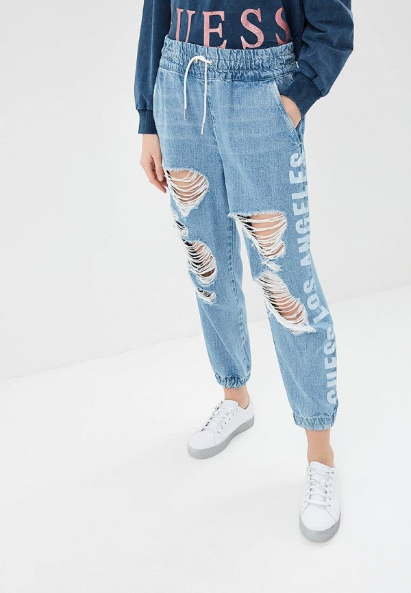 Джинсы Guess Jeans Guess Jeans GU644EWEASA1