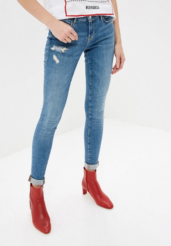 Джинсы Guess Jeans Guess Jeans GU644EWEASA7 цена