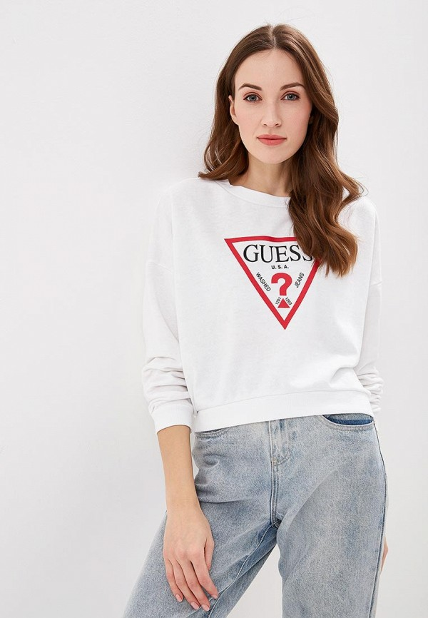 Свитшот Guess Jeans Guess Jeans GU644EWEASE1 свитшот guess jeans guess jeans gu644ewztz79