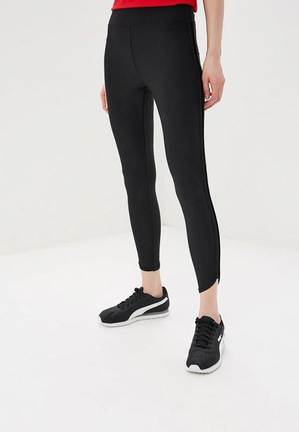 Купить Леггинсы Guess Jeans, gu644eweasz4, черный, Весна-лето 2019