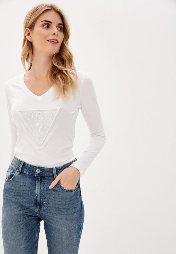 все цены на Лонгслив Guess Jeans Guess Jeans GU644EWFNKE9 онлайн