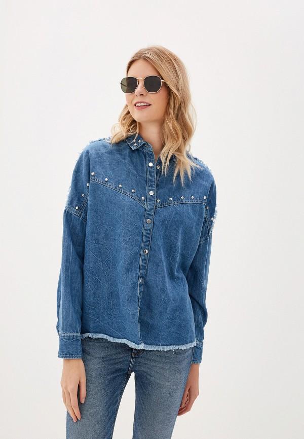 Рубашка джинсовая Guess Jeans Guess Jeans GU644EWFNKG1 рубашка guess guess gu460ebeamz8