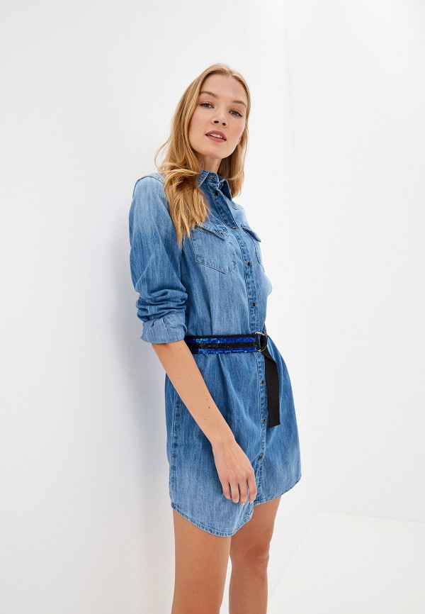Платье джинсовое Guess Jeans Guess Jeans GU644EWFNKJ0