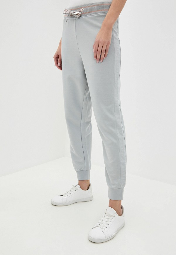 женские спортивные брюки guess, серые