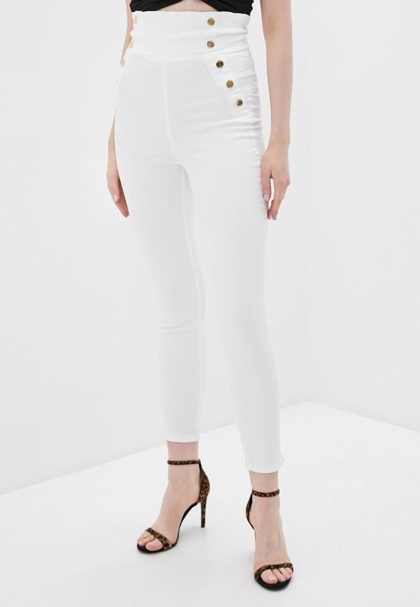 женские джинсы guess, белые