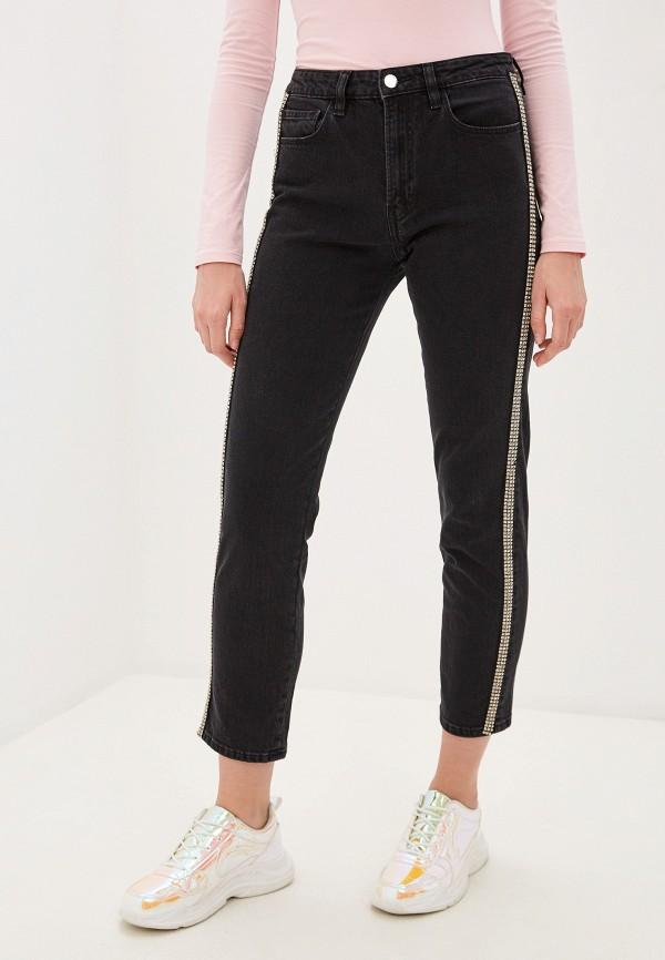 женские прямые джинсы guess, оранжевые