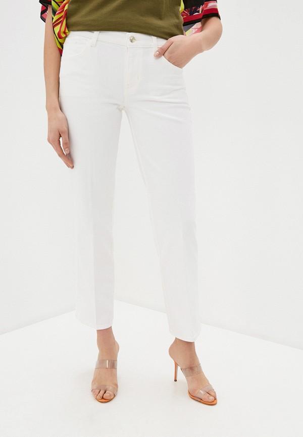 женские джинсы скинни guess, белые