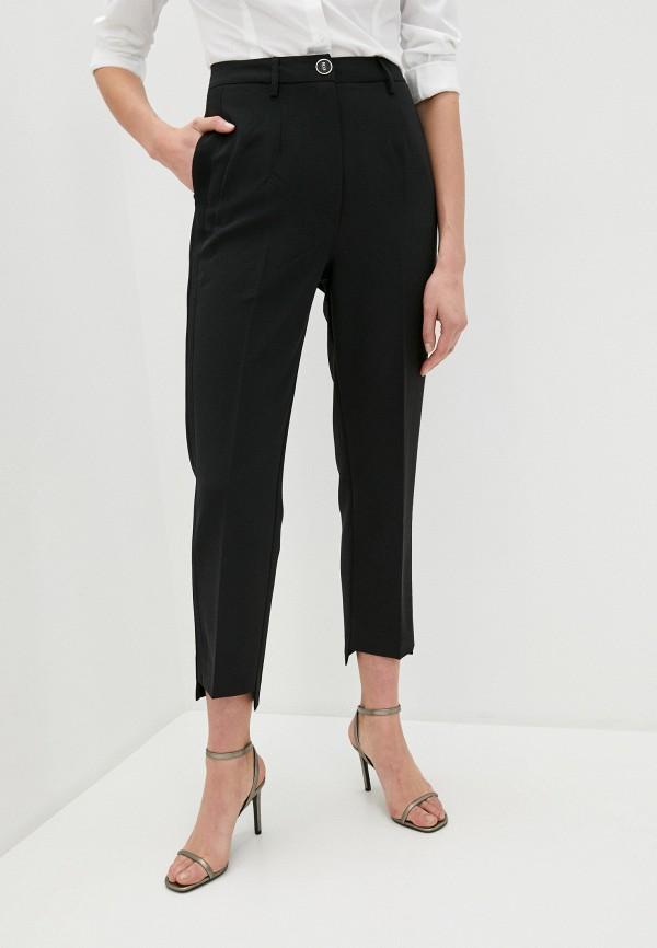 женские классические брюки guess, черные