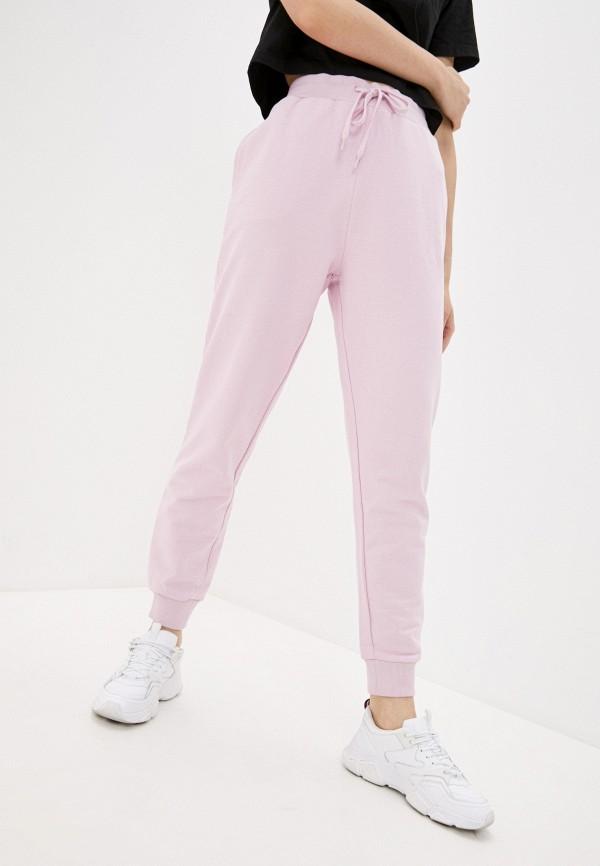 женские спортивные брюки guess, фиолетовые