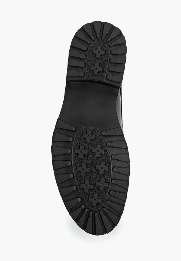Фото 3 - мужские туфли Happy Family черного цвета