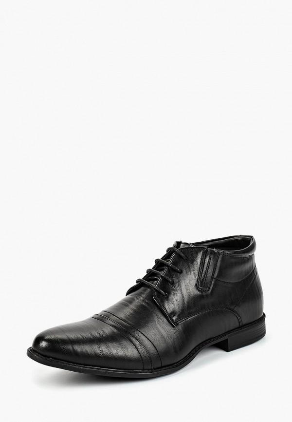Купить Ботинки Go.Do., HA016AMCATF6, черный, Осень-зима 2018/2019