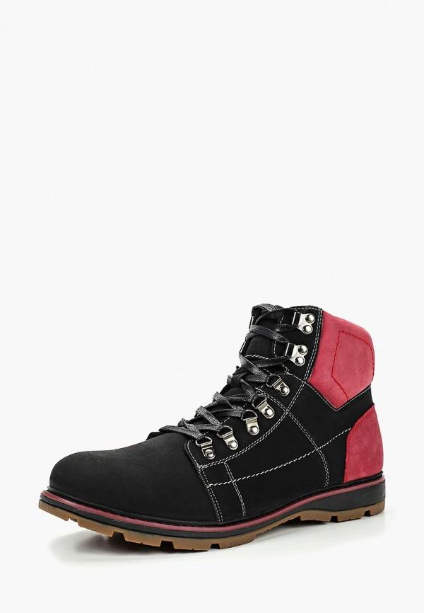 Купить Ботинки Happy Family, ha016amcati4, черный, Осень-зима 2018/2019
