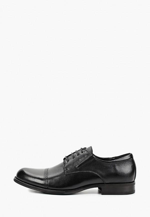 мужские туфли happy family, черные