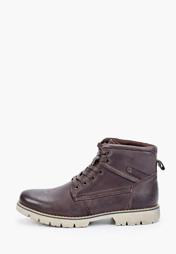 мужские ботинки happy family, фиолетовые