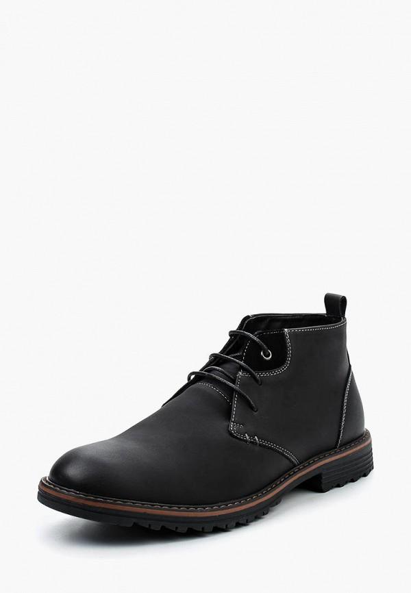 Ботинки Happy Family, HA016AMUQO27, черный, Осень-зима 2018/2019  - купить со скидкой