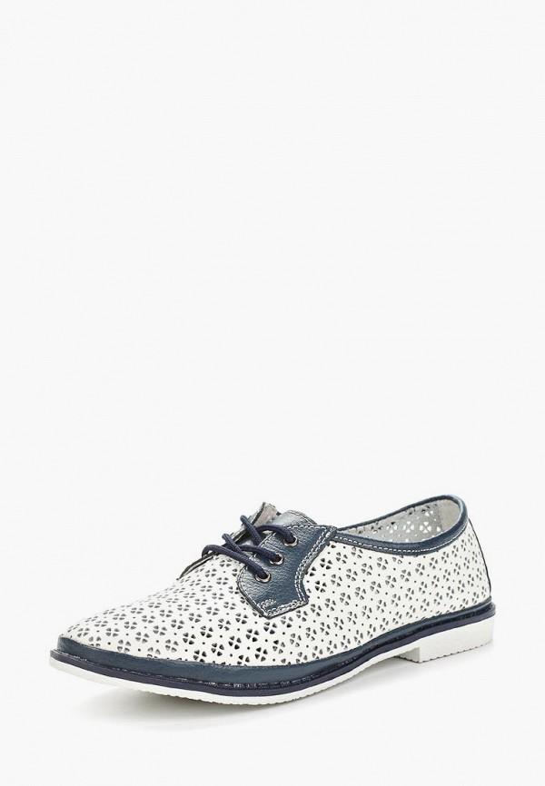 Купить Ботинки Happy Family, ha016awajnc6, белый, Весна-лето 2018