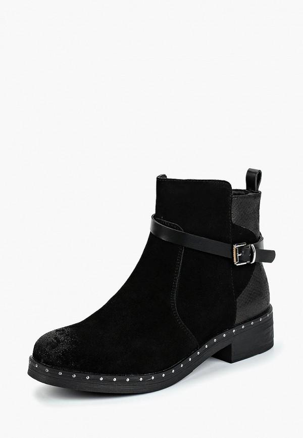 Купить Ботинки Happy Family, HA016AWCALO0, черный, Осень-зима 2018/2019