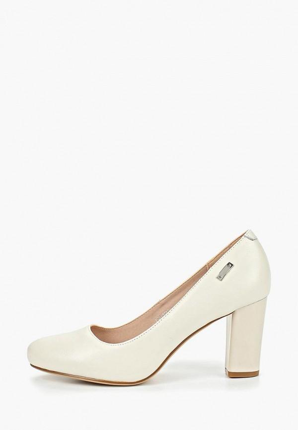 женские туфли happy family, белые