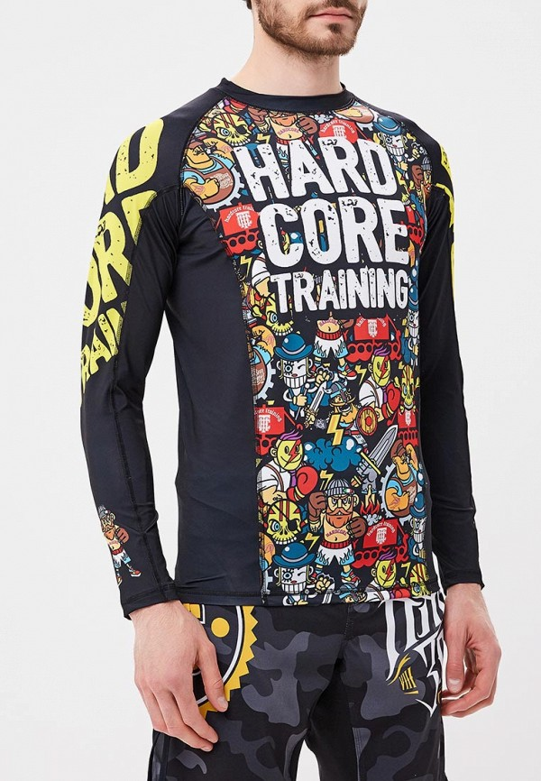 Рашгард Hardcore Training Hardcore Training HA020EMBONY9