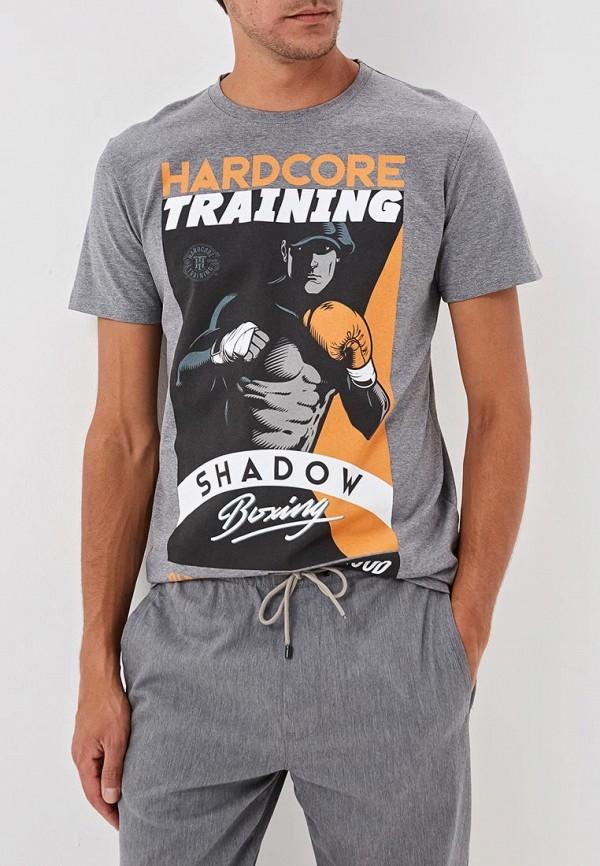 Футболка Hardcore Training Hardcore Training HA020EMFGKE2 hardcore training historical tshirt